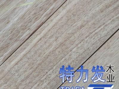 供应印尼橡胶木地板坯料 柱子料 楼梯扶手料