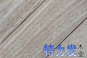 供应印尼橡胶木地板料特力发品牌橡胶木