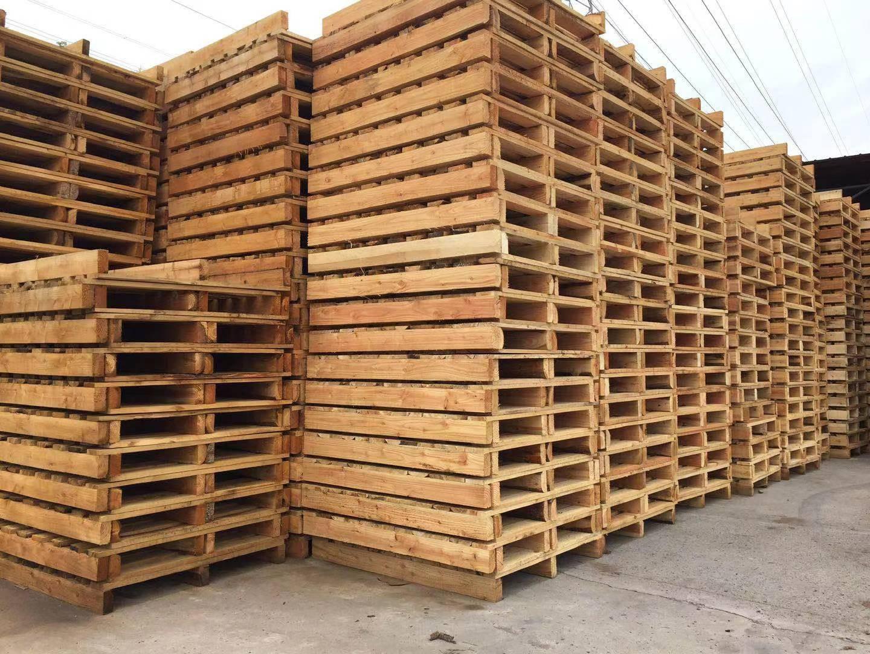 常规木托盘的优点和缺点介绍厂家