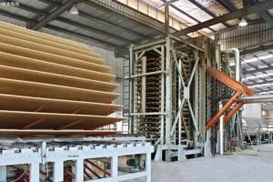 2020年全国关闭,拆除或停产刨花板材生产线约92条