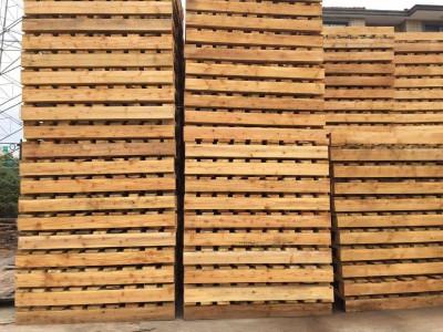 宜昌木托盘木包装箱批发市场价格