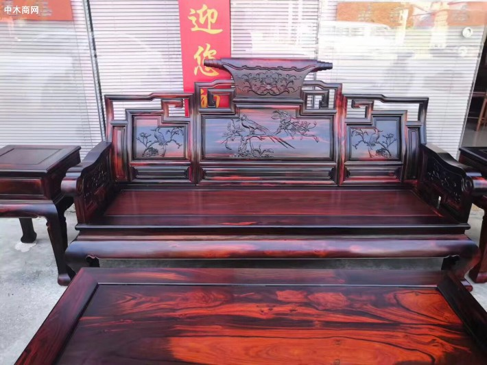 老挝大红酸枝有什么优点及鉴别方法品牌