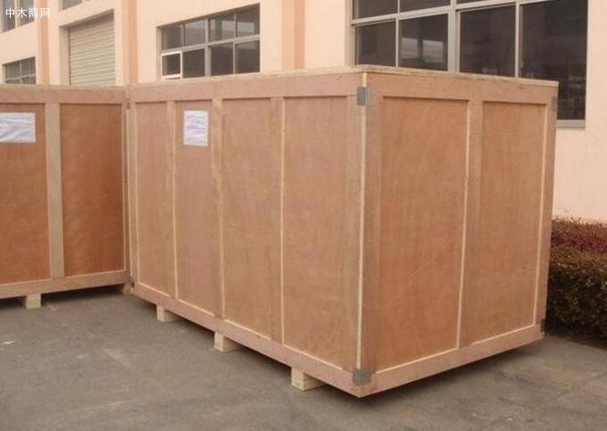 什么叫木包装箱及价格怎么算图片