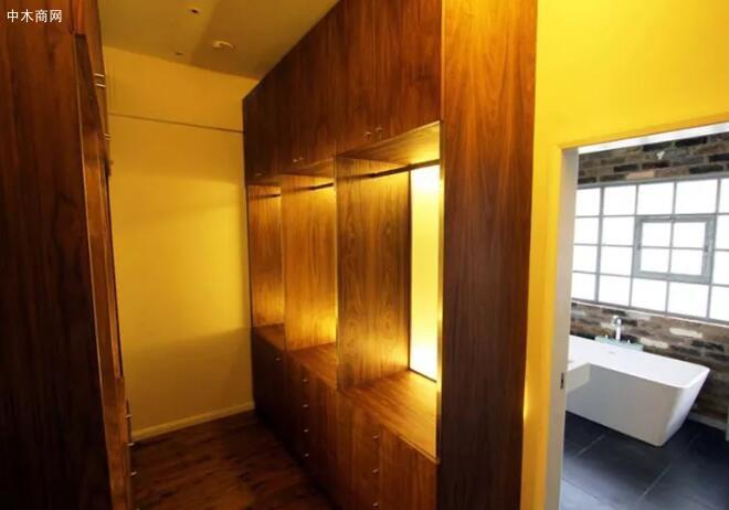 黑胡桃木实木家具价格