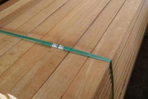 柚木锯材价格上涨1000元/立方米