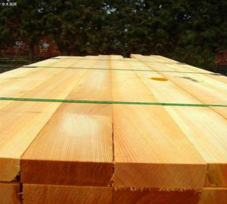 大工地木方建筑辐射松木方的价格图片