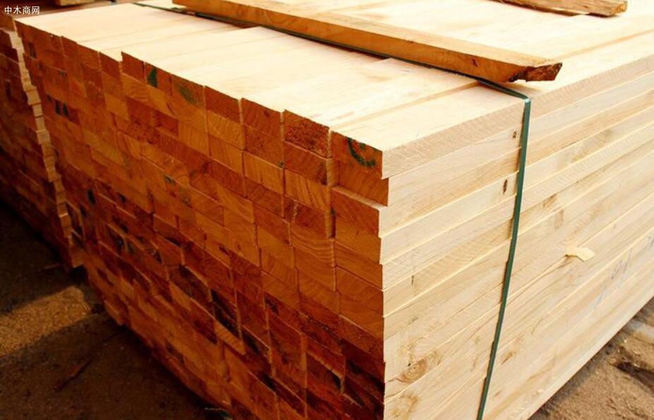 大工地木方建筑辐射松木方的价格报价