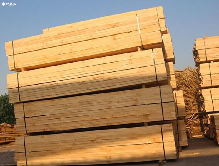 大工地木方建筑辐射松木方的价格品牌