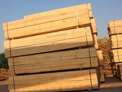 大工地木方建筑辐射松木方的价格?