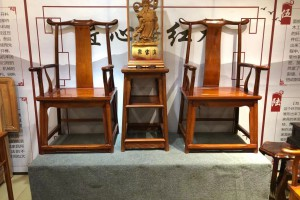 缅甸花梨木官帽椅的香味对人体的好处?