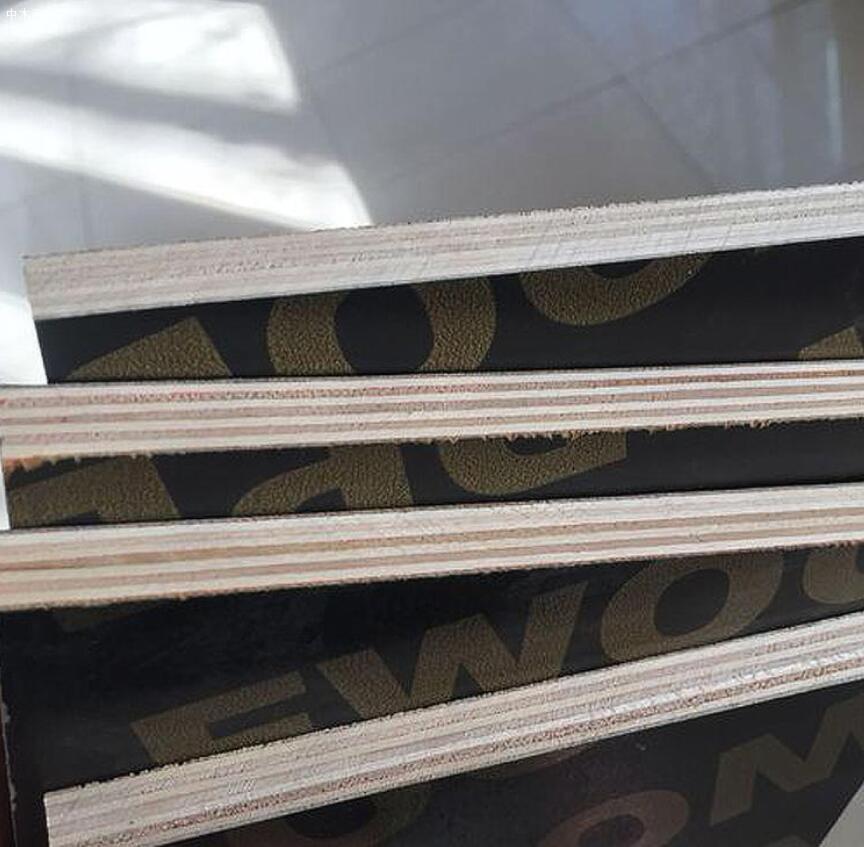 建筑模板的种类和特点厂家