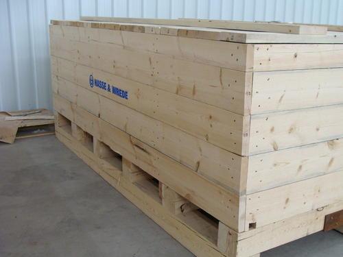 木制包装箱的制作方法与分类