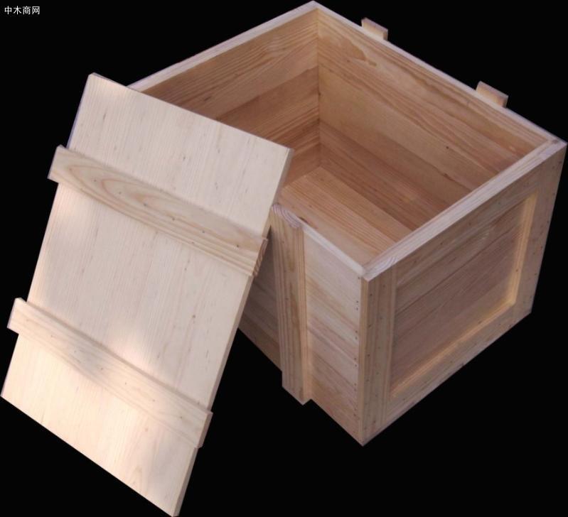 木制包装箱的制作方法与分类图片