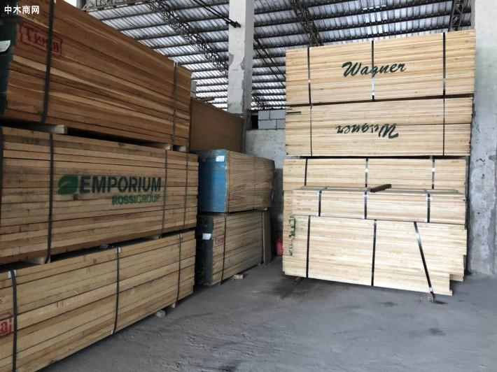 硬枫木板材价格行情货源紧缺现象明显