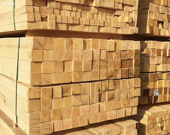 辐射松建筑木方的作用有哪些及挑选的几个技巧厂家