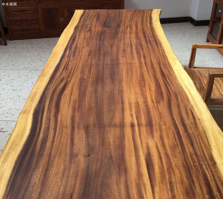 胡桃木大板的优缺点及怎么选