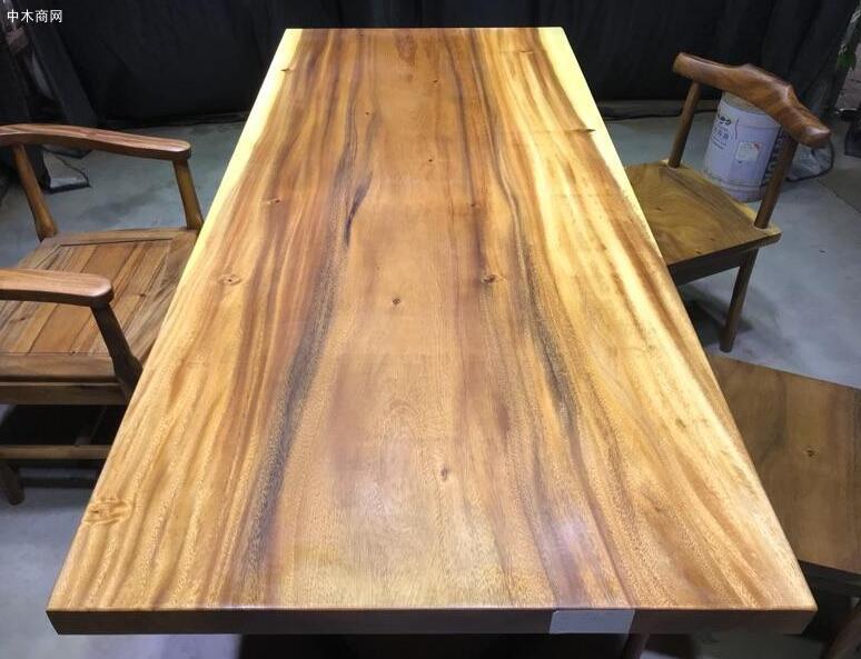 胡桃木大板的优缺点及怎么选图片