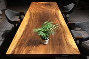 胡桃木大板的优缺点及怎么选?