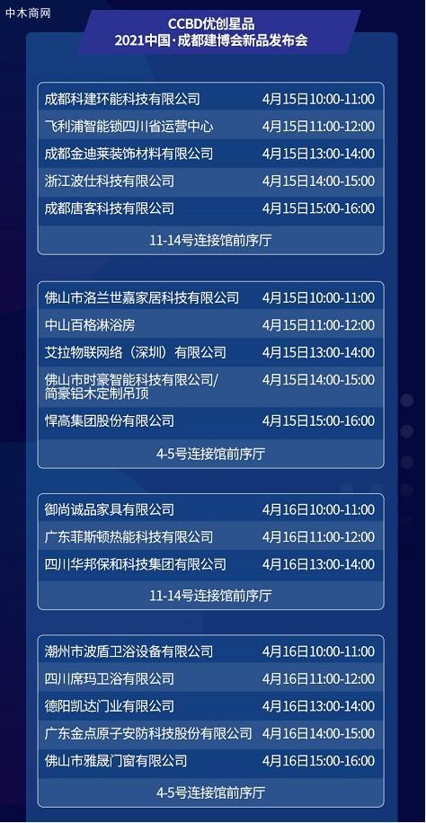 30+活动,五大主题,众多大咖齐聚2021中国成都建博会价格