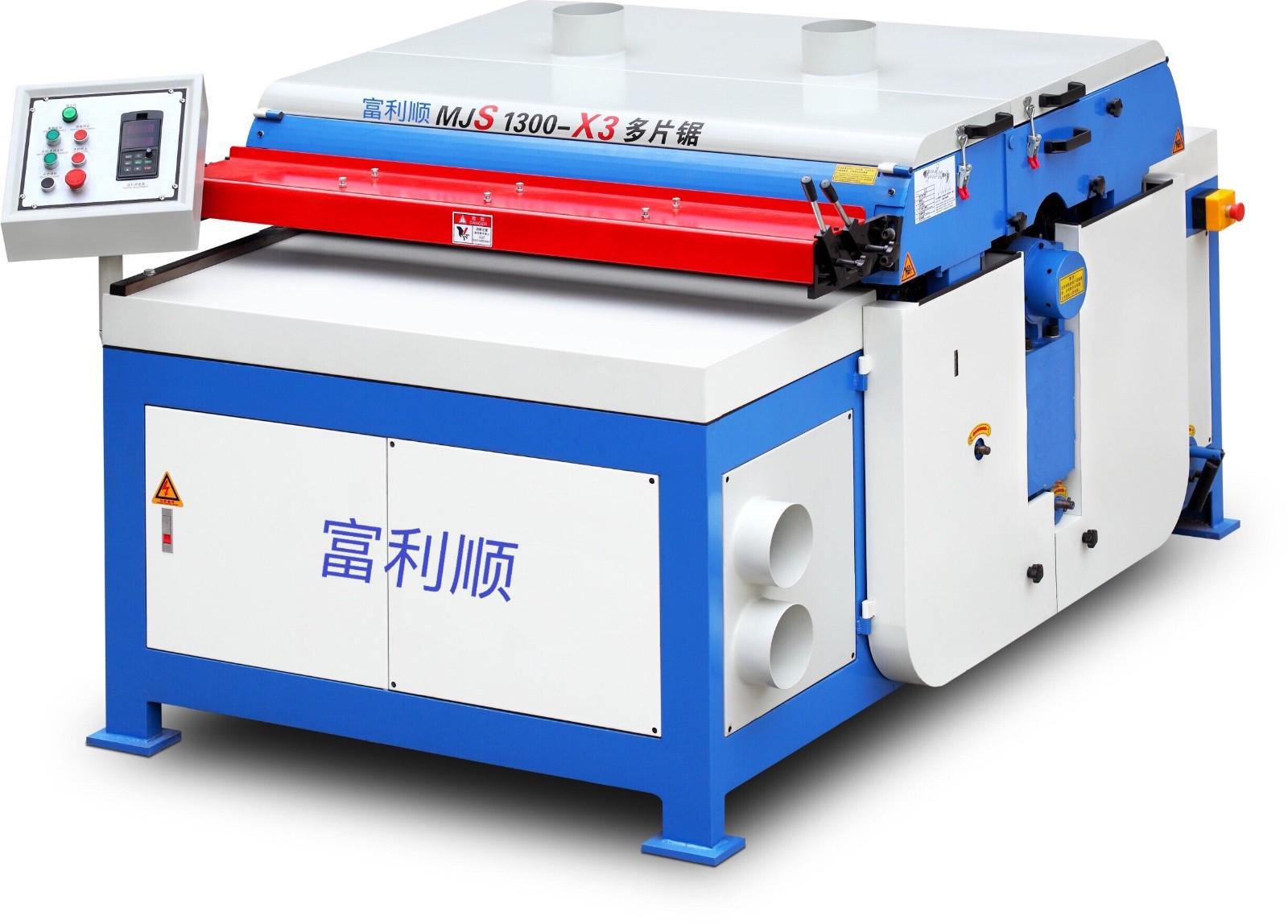 板式多片锯及其自动化生产线图片