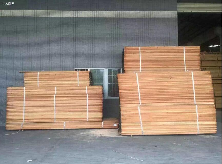 中国市场购买的美国樱桃木占其全球出口的86.9%