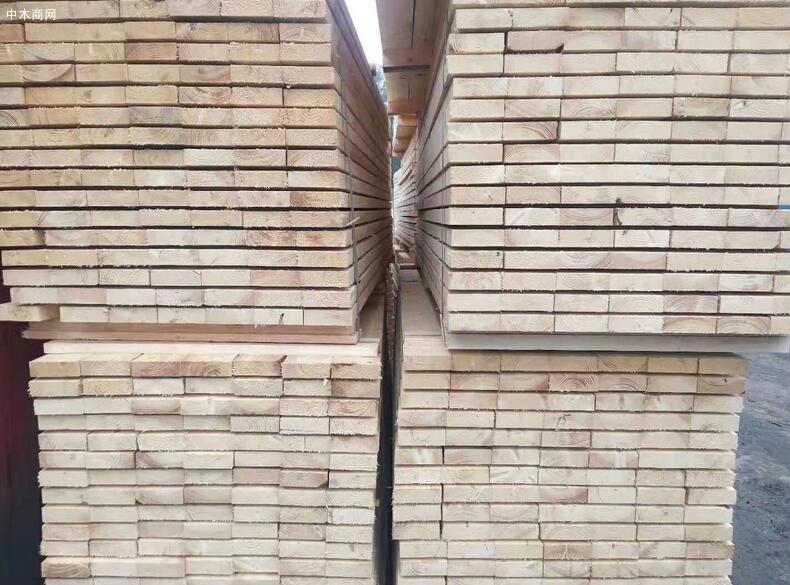 花旗松建筑木方具有哪些优点呢及用途图片