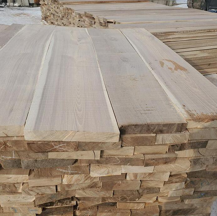 榆木板材怎么防止开裂及价格多少钱一方