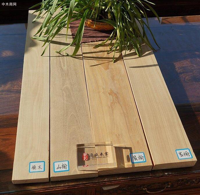 榆木板材怎么防止开裂及价格多少钱一方图片