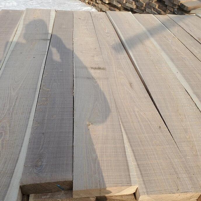 榆木板材怎么防止开裂及价格多少钱一方厂家