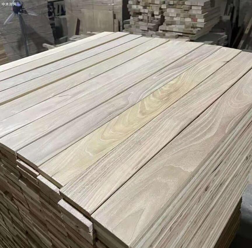 河南老榆木实木家具板材价格厂家