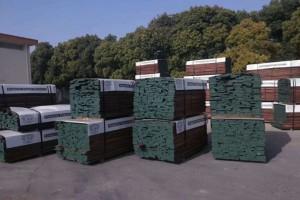 中国—东盟木业交易平台合作签约