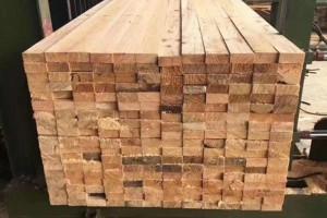 太仓建筑木材方木的图片