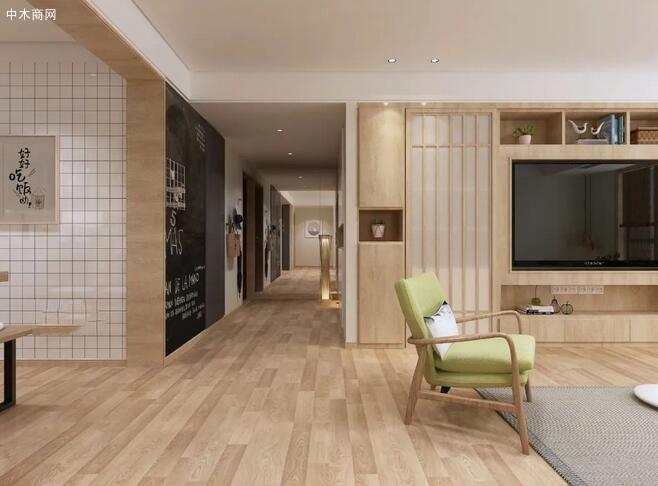 木饰面施工工艺,装修效果美观大方,保护墙面实用高档供应