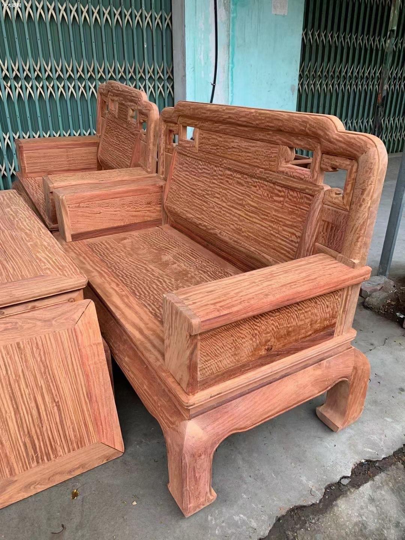 缅甸花梨满水波纹国色天香六件套沙发品牌