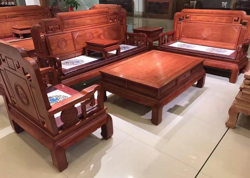 缅甸花梨沙发怎么样价格