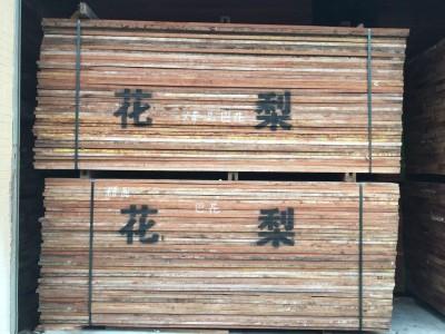 非洲巴花木板材价格