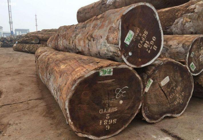 非洲几内亚湾海盗袭击事件增多,木材运输或受影响