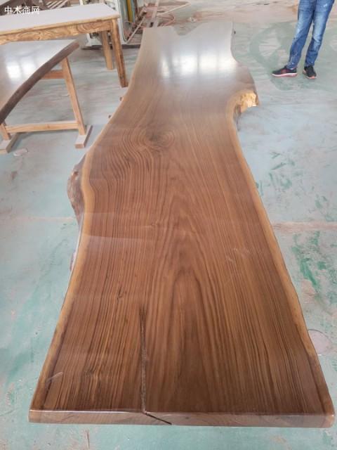 美国黑胡桃木大板生产厂家采购