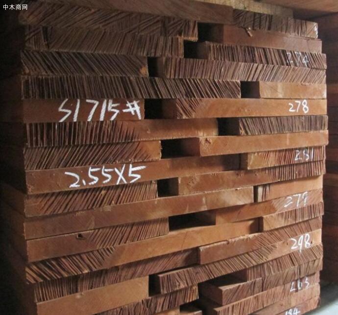 非洲卡丝拉板材价格行情