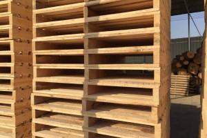 海拉尔海关助力木制品产品顺利出口