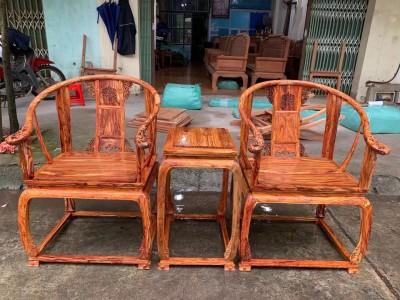 越南黄花梨黄宫椅批发厂家