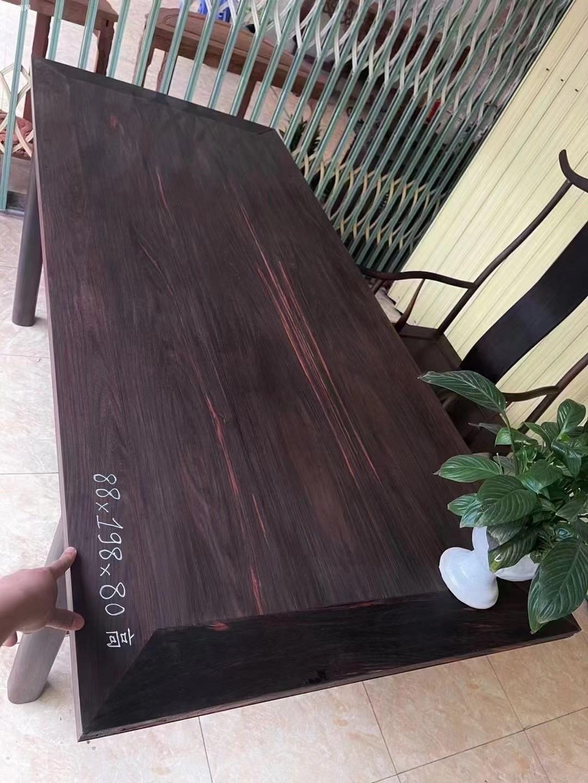 大红酸枝画案桌椅一套价格多少钱图片