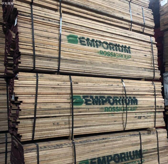 今日最新北美白橡木价格行情走势