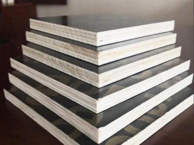 优质建筑模板厂家批发供应