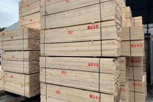 福建云杉建筑木方价格行情_2021年4月12日