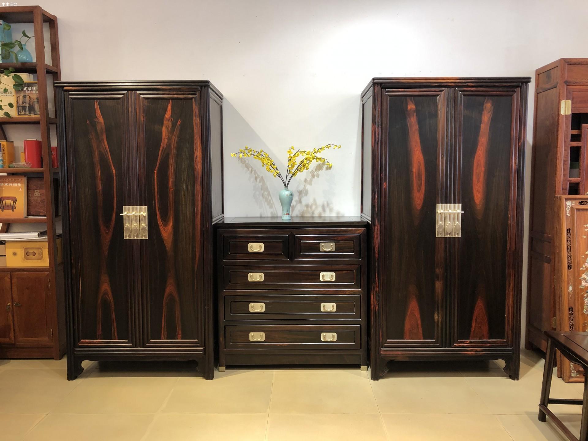 什么是交趾黄檀衣柜古典家具