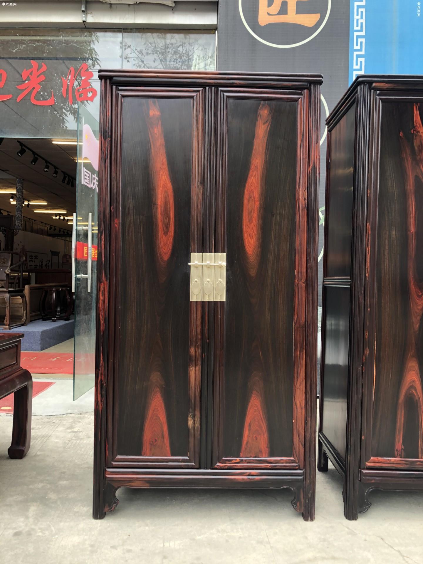 什么是交趾黄檀衣柜古典家具品牌