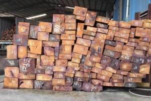缅甸花梨木原材料价格行情_2021年4月16日