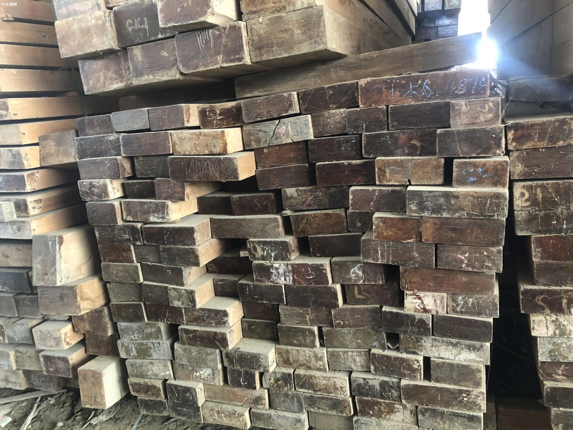 缅甸柚木实木板材价格行情
