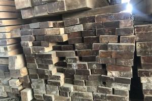 缅甸柚木实木板材价格行情_2021年4月16日